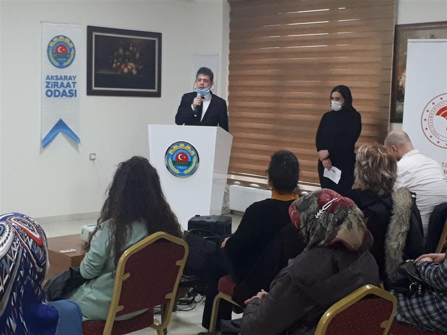 Kadın Girişimi Kooperatiflerimize yönelik E-ticaret ve Muhasebe Eğitimi toplantısı gerçekleştirdik