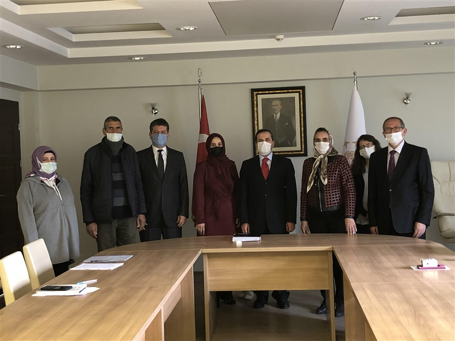 KOOP-DES Projesi Kapsamında Hibe Sözleşmesi İmzalandı